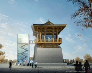 Xi'an Case -- Daming Palace