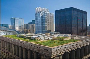 Chicago Case -- Sustainable City and Future City