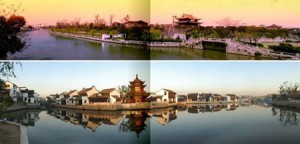scenery of Suzhou
