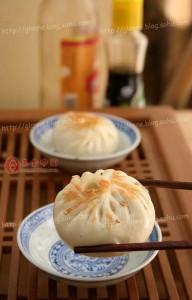 Shanghai food - Shui Jian Bao